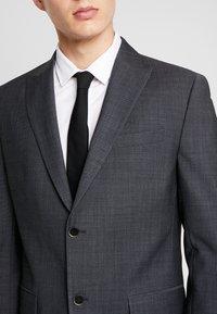 Calvin Klein Tailored - BISTRETCH DOT - Oblek - grey - 5