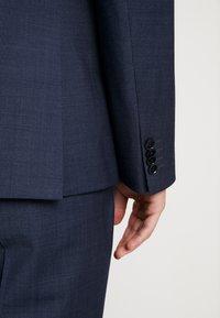 Calvin Klein Tailored - BISTRETCH DOT - Garnitur - blue - 7