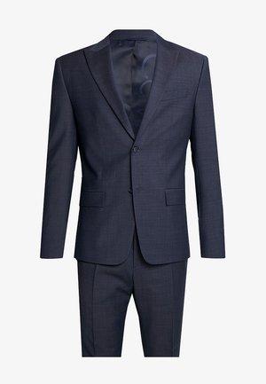 BISTRETCH DOT - Anzug - blue