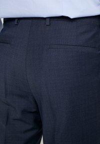 Calvin Klein Tailored - BISTRETCH DOT - Garnitur - blue - 10