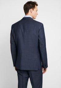 Calvin Klein Tailored - BISTRETCH DOT - Garnitur - blue - 3