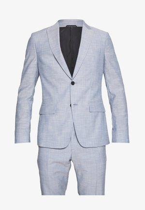 TROPICAL SLIM SUIT - Oblek - blue