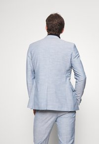 Calvin Klein Tailored - TROPICAL SLIM SUIT - Garnitur - blue - 6