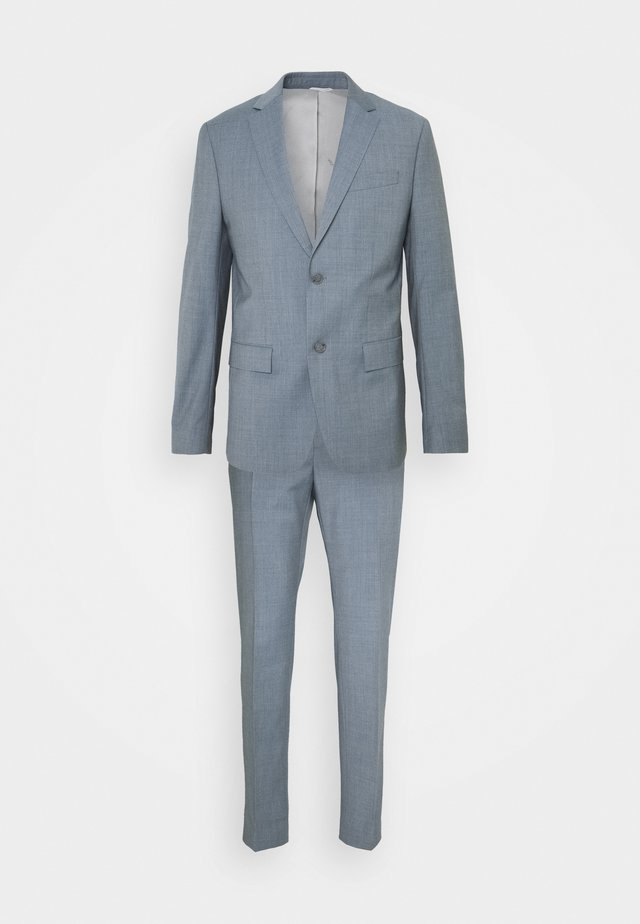 TROPICAL STRETCH SUIT - Anzug - blue heather