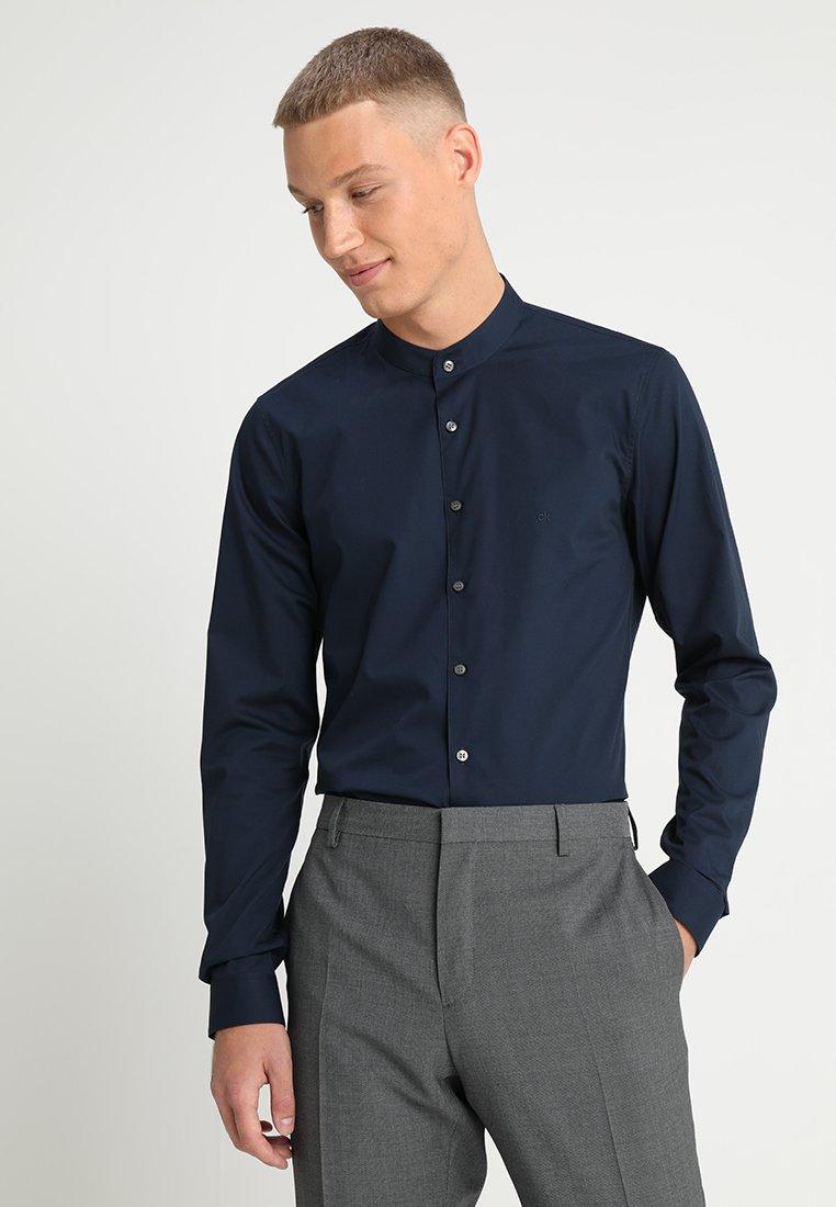Calvin Klein Tailored - POPLIN STRETCH EXTRA SLIM - Chemise - blue