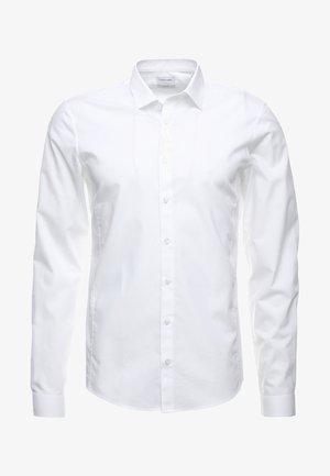 EXTRA SLIM - Camicia elegante - white