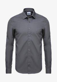 Calvin Klein Tailored - EXTRA SLIM - Koszula biznesowa - grey - 5