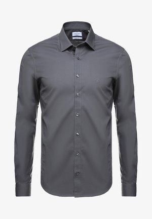 EXTRA SLIM - Zakelijk overhemd - grey