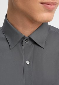 Calvin Klein Tailored - EXTRA SLIM - Koszula biznesowa - grey - 6