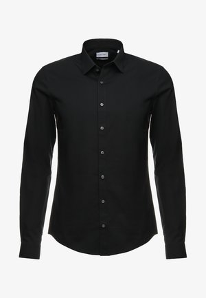 EXTRA SLIM - Business skjorter - black