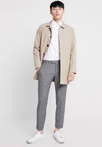 Calvin Klein Tailored - STRETCH SLIM - Formal shirt - white - 1
