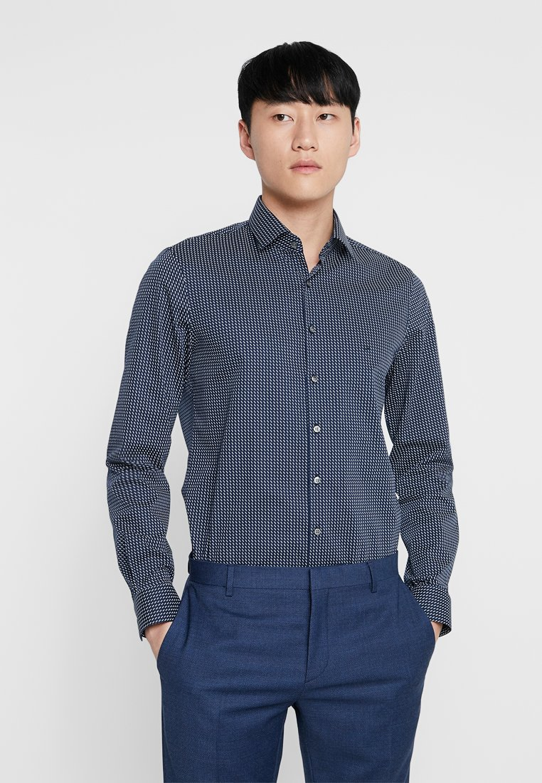 Calvin Klein Tailored - EASY IRON SLIM - Businesshemd - blue