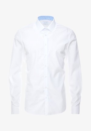CONTRAST EASY IRON SLIM FIT SHIRT - Formal shirt - white