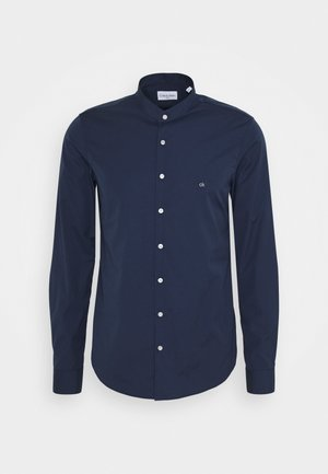 EASY IRON SLIM - Camicia - blue