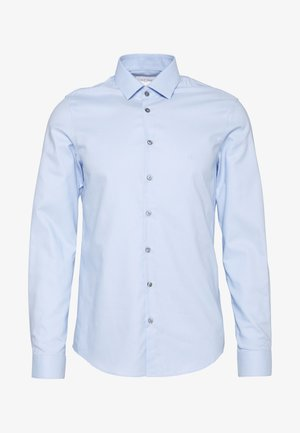 DOBBY EASY CARE SLIM - Camicia elegante - blue