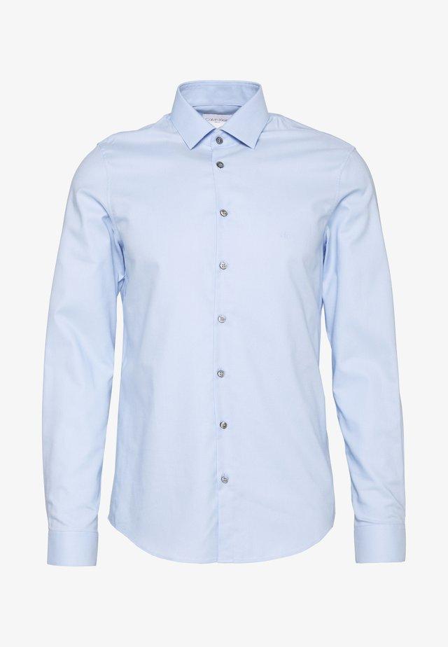 DOBBY EASY CARE SLIM - Businesshemd - blue