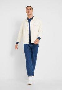 Calvin Klein Tailored - Stickad tröja - blue - 1