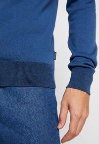 Calvin Klein Tailored - Stickad tröja - blue - 5