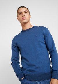 Calvin Klein Tailored - Stickad tröja - blue - 3