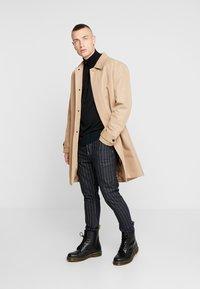Calvin Klein Tailored - Strikpullover /Striktrøjer - black - 1