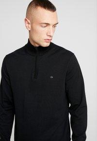 Calvin Klein Tailored - Strikpullover /Striktrøjer - black - 4