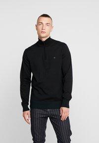 Calvin Klein Tailored - Strikpullover /Striktrøjer - black - 0