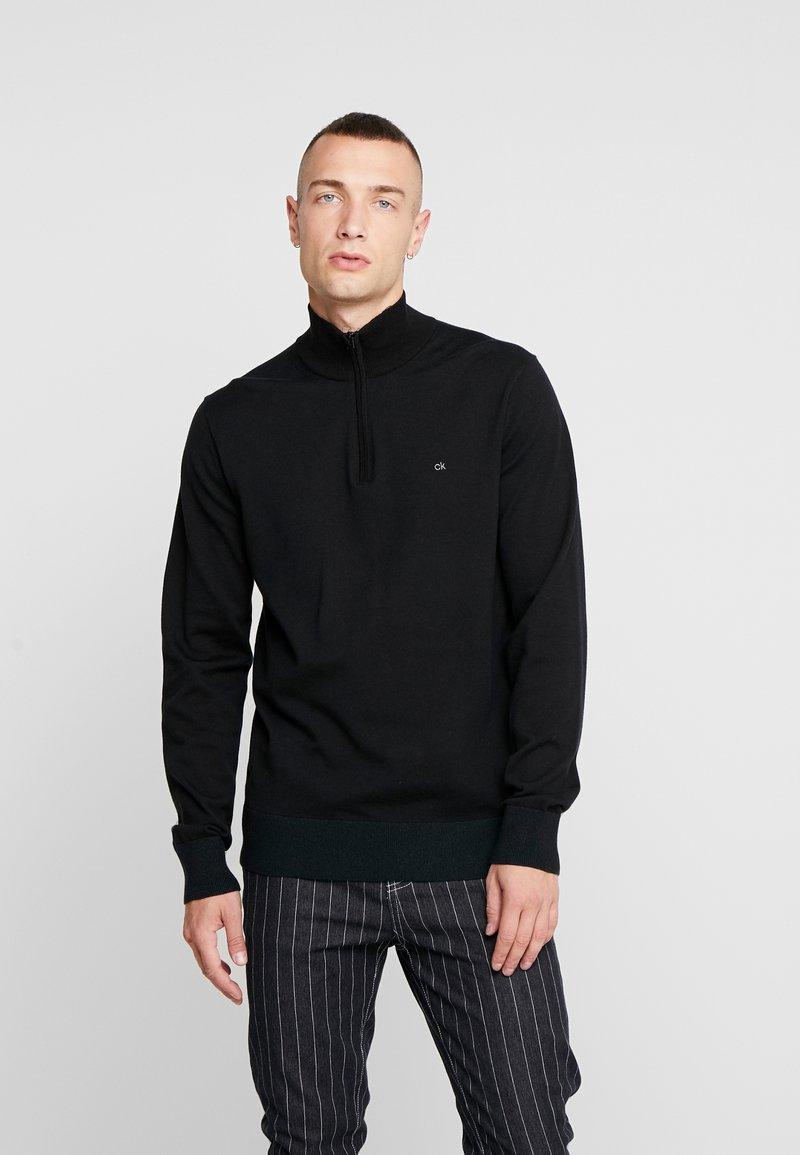 Calvin Klein Tailored - Strikpullover /Striktrøjer - black