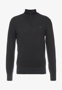Calvin Klein Tailored - Strikpullover /Striktrøjer - black - 3