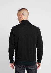 Calvin Klein Tailored - Strikpullover /Striktrøjer - black - 2