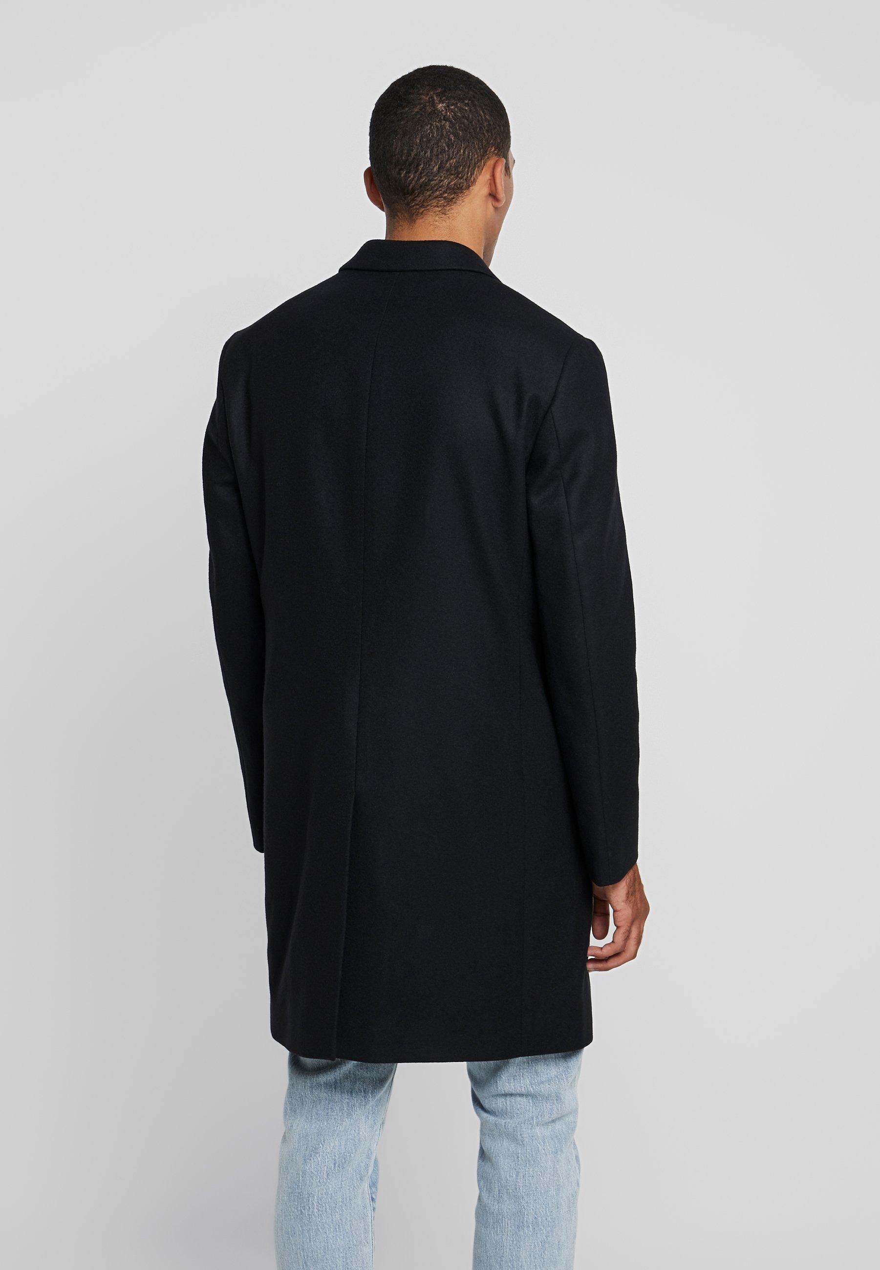CoatManteau Klein Tailored Blend Black Classique Calvin rCBedxo