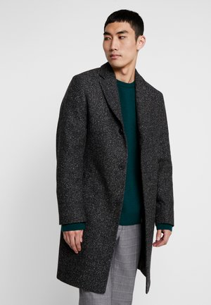 BLEND SPECKLE CROMBY COAT - Classic coat - grey