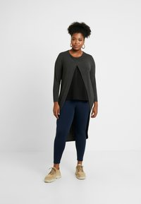CAPSULE by Simply Be - PERFECT SHAPER - Leggingsit - navy - 1