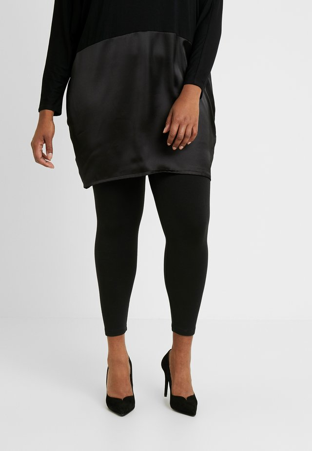 PERFECT SHAPER - Leggings - black