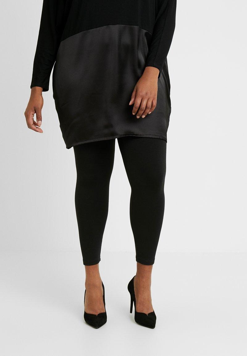 CAPSULE by Simply Be - PERFECT SHAPER - Legging - black