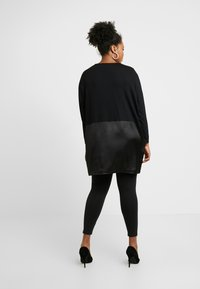 CAPSULE by Simply Be - PERFECT SHAPER - Legging - black - 2