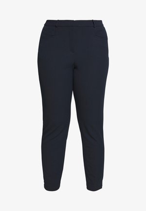 EVERYDAY KATE TROUSER - Trousers - navy