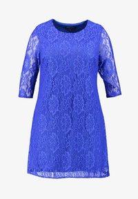 CAPSULE by Simply Be - SWING DRESS - Žerzejové šaty - cobalt - 4