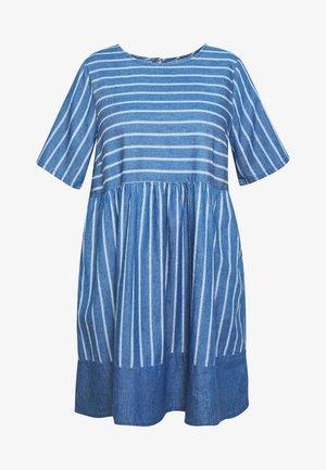 LIGHTWEIGHT DRESS - Vestido informal - blue