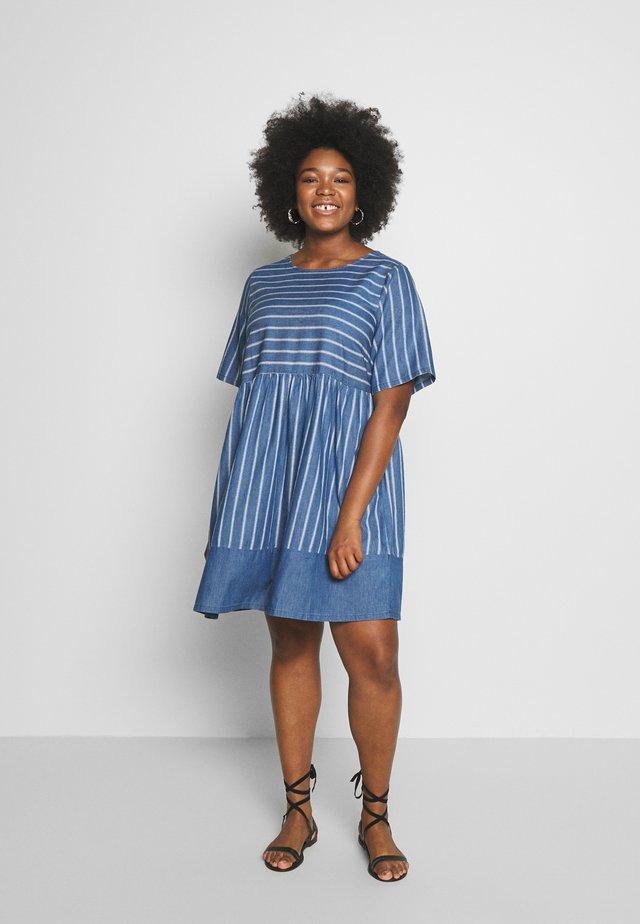 LIGHTWEIGHT DRESS - Freizeitkleid - blue