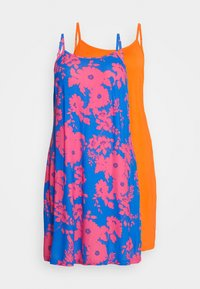 CAPSULE by Simply Be - CAMI 2 PACK - Jersey dress - multicoloured - 5