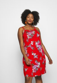 CAPSULE by Simply Be - CAMI 2PACK - Vapaa-ajan mekko - tropical - 1