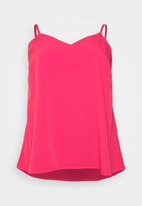 CAPSULE by Simply Be - STRAPPY CAMI - Débardeur - fuschia - 3