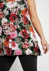 CAPSULE by Simply Be - SLEEVELESS DIP BACK - Top - multi-coloured
