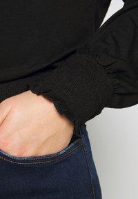CAPSULE by Simply Be - BARDOT  - Long sleeved top - black - 4