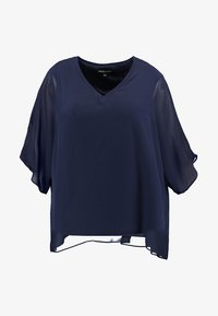 CAPSULE by Simply Be - V NECK BLOUSE - Blouse - blue - 3