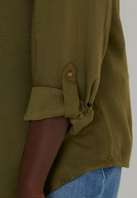 CAPSULE by Simply Be - UTILITY - Bluser - khaki - 5