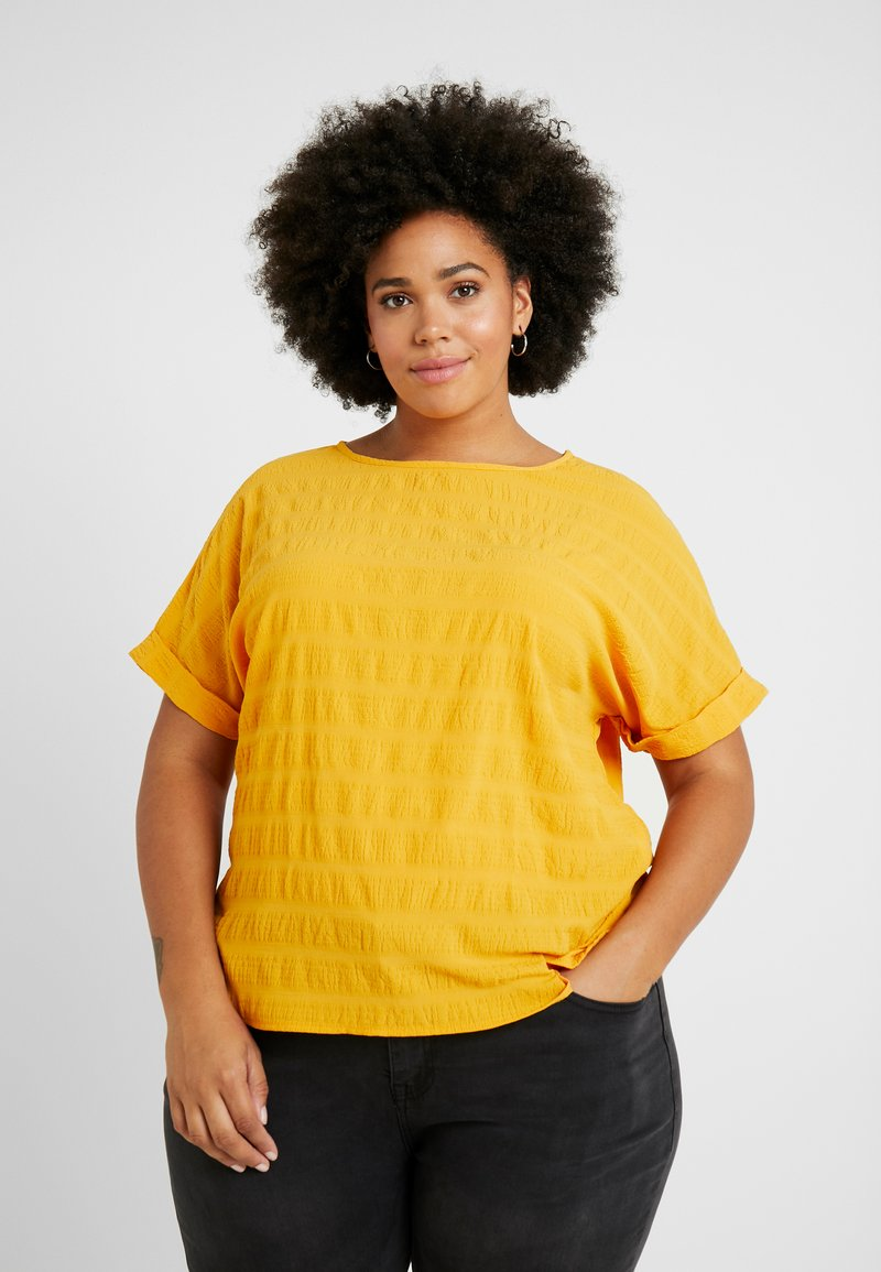 CAPSULE by Simply Be - Blusa - ochre