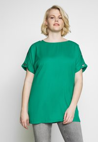 CAPSULE by Simply Be - Bluse - green - 0