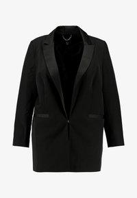 CAPSULE by Simply Be - TUXEDO - Blazer - black - 4