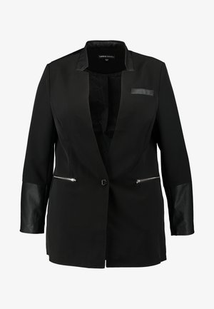 MIX - Blazer - black